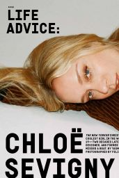 Chloe Sevigny - NYLON Magazine January 2016 Issue