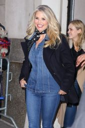 Christie Brinkley at the