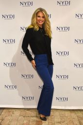 Christie Brinkley - NYDJ 2016 Fit To Be Campaign Launch in New York City