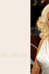 Christina Aguilera Wallpapers, January 2016
