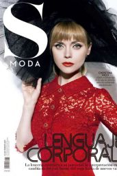 Christina Ricci - S Moda Magazine February 2016 Cover and Pics