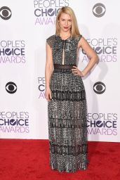 Claire Danes – 2016 People's Choice Awards in Microsoft Theater in Los Angeles
