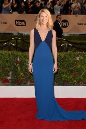Claire Danes – SAG Awards 2016 at Shrine Auditorium in Los Angeles