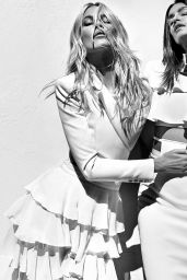 Claudia Schiffer, Cindy Crawford & Naomi Campbell - Photo Shoot for Balmain Spring/Summer 2016