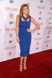 Connie Britton – 'The People v. O.J. Simpson: American Crime Story' Premiere in Westwood
