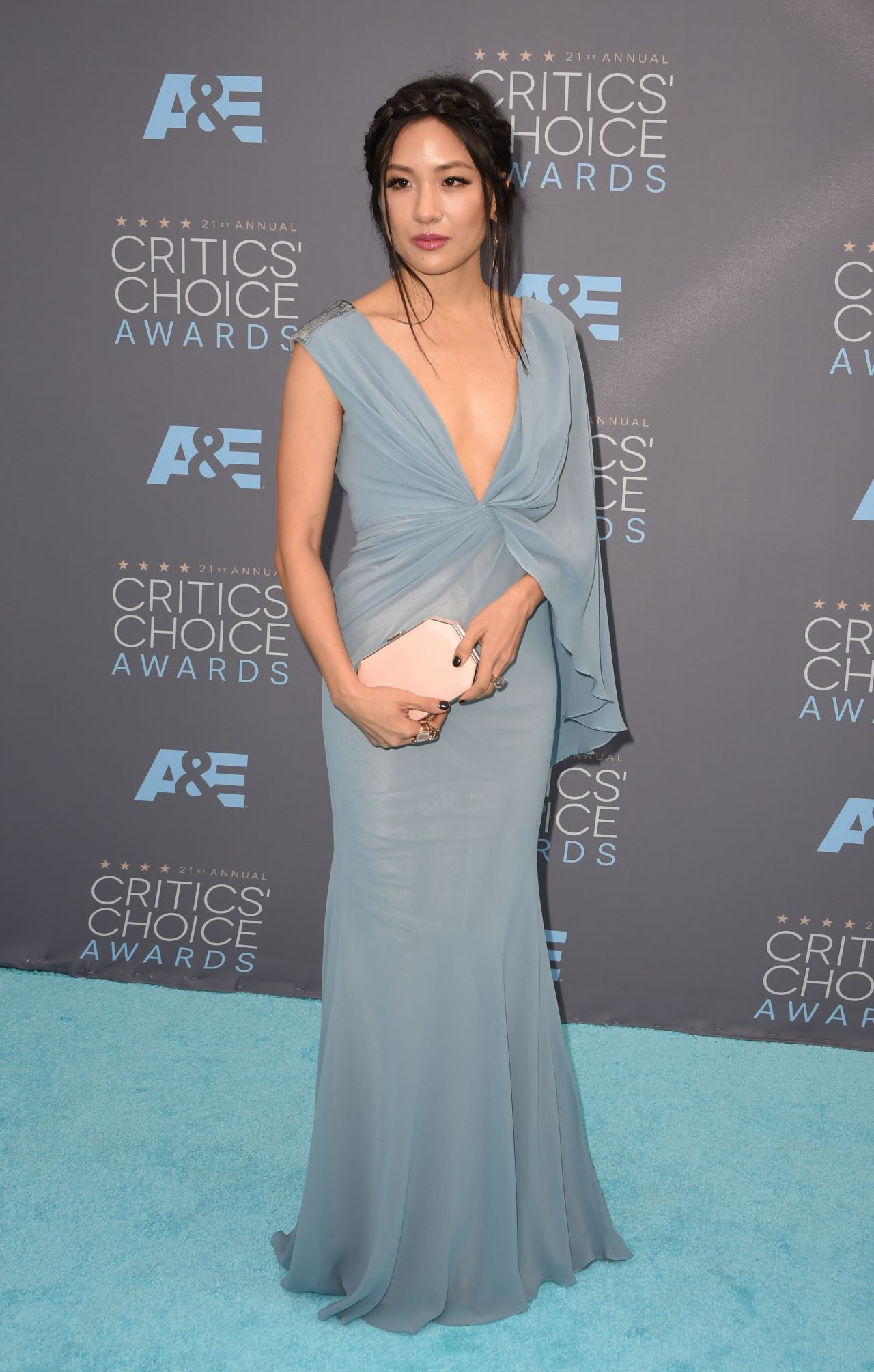 Constance Wu u2013 2016 Criticsu2019 Choice Awards in Santa Monica
