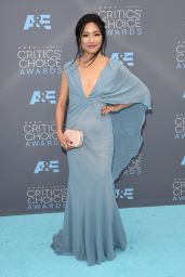 Constance Wu – 2016 Critics' Choice Awards in Santa Monica