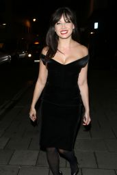 Daisy Lowe - GQ Men Collections Closing Dinner in Mayfair in London 1/11/2016