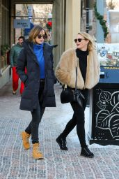 Dakota Johnson Winter Style - Aspen 12/30/2015