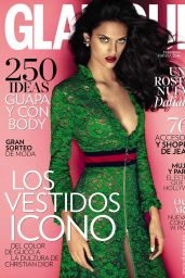 Dalianah Arekion - Glamour Magazine Spain February 2016 Issue