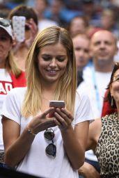 Danielle Knudson - Australian Open at Melbourne Park in Melbourne 1/25/2016