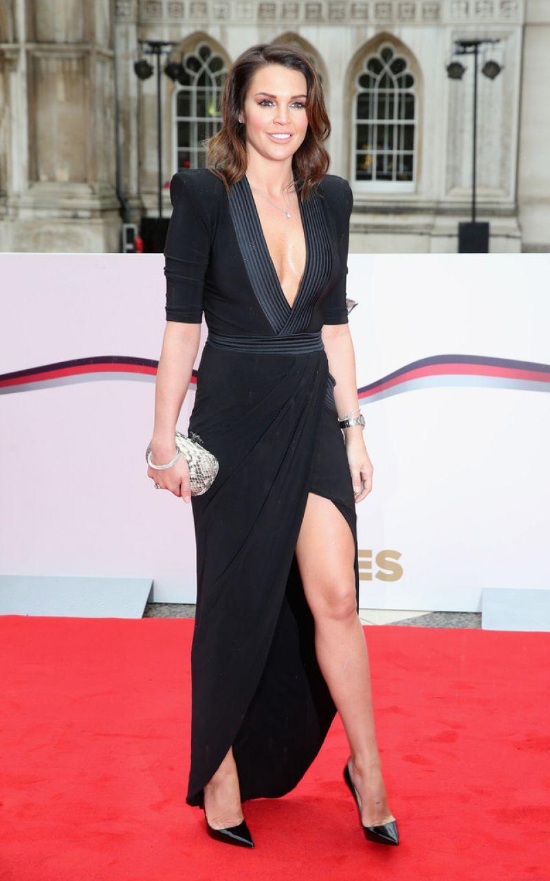 Danielle Lloyd 2016 Sun Military Awards In London