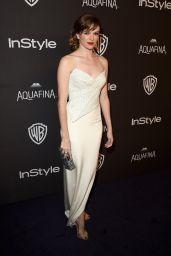 Danielle Panabaker - InStyle And Warner Bros. Golden Globe Awards 2016 Post-Party in Beverly Hills