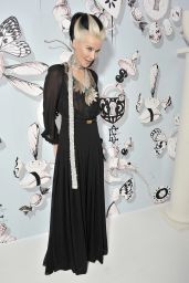 Daphne Guinness – People at Haute Couture Fashion Show Schiaparelli Spring Summer 2016 in Paris