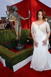 Dascha Polanco – SAG Awards 2016 at Shrine Auditorium in Los Angeles