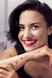 Demi Lovato - Allure Magazine February 2016 Cover and Pics