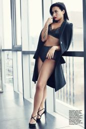 Demi Lovato - Allure Magazine February 2016 Issue