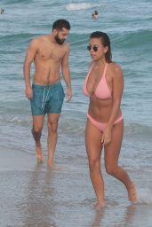 Devin Brugman Bikini Pics - Miami Beach, December 2015