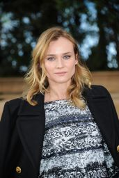 Diane Kruger - Chanel Haute Couture Spring Summer 2016 Show - Paris Fashion Week