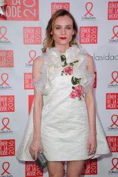 Diane Kruger - Sidaction Gala Dinner 2016 in Paris