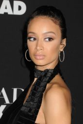 Draya Michele on Red Carpet – 'Fifty Shades of Black' Premiere in Los Angeles