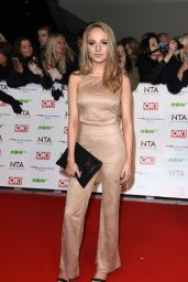Eden Taylor-Draper - 2016 National Television Awards in London