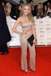 Eden Taylor-Draper - 2016 National Television Awards in London