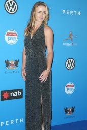 Elina Svitolina – Hopman Cup Players Party at Crown Perth, January 2016