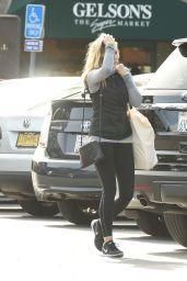 Elizabeth Olsen - Leaving Gelson