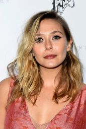 Elizabeth Olsen - Stella McCartney Autumn 2016 Presentation in Hollywood 01/12/2016
