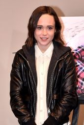 Ellen Page - Photocall for