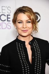 Ellen Pompeo – 2016 People's Choice Awards in Microsoft Theater in Los Angeles