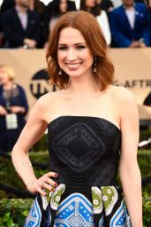 Ellie Kemper – SAG Awards 2016 at Shrine Auditorium in Los Angeles