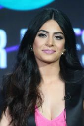 Emeraude Toubia - 2016 Winter TCA Tour in Pasadena 1/9/2016