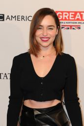 Emilia Clarke - 2016 BAFTA Los Angeles Awards Season Tea