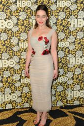 Emilia Clarke - HBO Golden Globes 2016 Afterparty in Beverly Hills