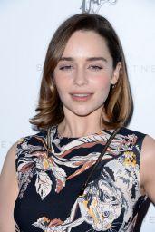 Emilia Clarke – Stella McCartney Autumn 2016 Presentation in Los Angeles, CA