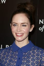 Emily Blunt - National Board of Review Gala 1/5/2016
