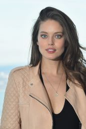Emily Didonato - Sports Illustrated Swimsuit Press Conference in NYC, January 2016