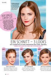 Emma Watson - JOY Magazine Germany February 2016 Issue