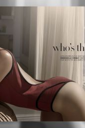 Emmanuelle Chriqui - Ocean Drive Magazine May/June 2015 Issue and Pics