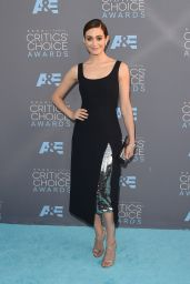 Emmy Rossum – 2016 Critics' Choice Awards in Santa Monica