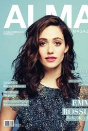 Emmy Rossum - ALMA Magazine December 2015 January 2016 Issue