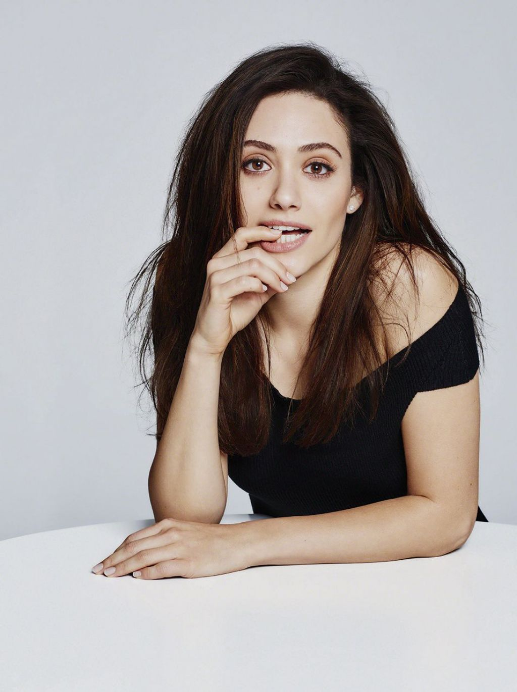 Emmy Rossum Esquire Magazine January 2016 Issue