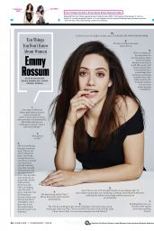 Emmy Rossum - Esquire Magazine January 2016 Issue