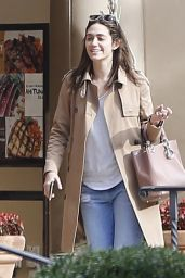 Emmy Rossum - Out in Beverly Hills 1/13/2016