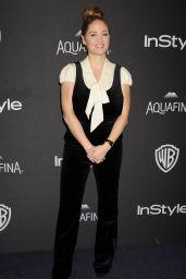 Erika Christensen - InStyle & Warner Bros 2016 Golden Globe After Party