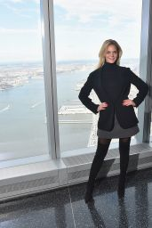 Erin Heatherton – Sports Illustrated Swimsuit Press Conference in NYC, January 2016