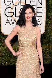 Eva Green – 2016 Golden Globe Awards in Beverly Hills