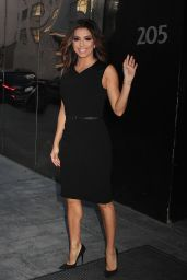 Eva Longoria at Good Day New York City, NY 1/5/2016